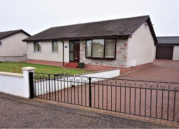 Thumbnail 3 bed detached bungalow for sale in Lochloy Avenue, Nairn