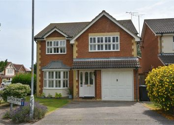 Thumbnail 4 bed detached house for sale in Cliffside Drive, Broadstairs, Kent