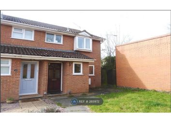 Thumbnail 3 bedroom end terrace house to rent in Tilney Way, Reading