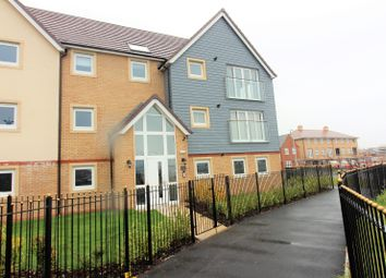 Thumbnail 2 bed flat to rent in Bulkhead Drive, Fleetwood