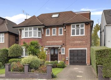 6 bed detached house for sale in Kingsgate Avenue, Finchley, London N3
