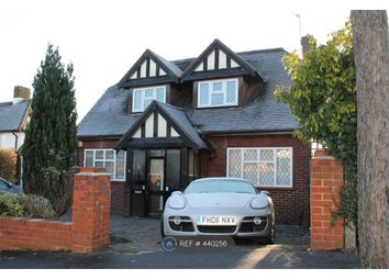 Thumbnail 4 bed detached house to rent in Kingsdown Avenue, South Croydon