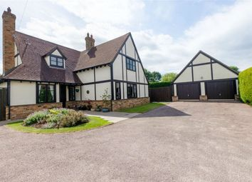 Thumbnail 4 bed detached house for sale in High Street, Alconbury Weston, Huntingdon