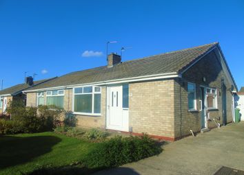 Thumbnail 2 bed semi-detached bungalow to rent in Elder Grove, Stockton-On-Tees