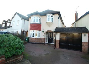Thumbnail 4 bed detached house for sale in Nelwyn Avenue, Emerson Park