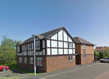 Thumbnail 1 bed flat to rent in Greenfinch Court, Herons Reach, Blackpool