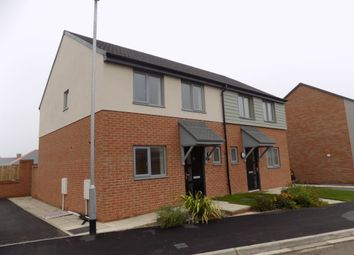 Thumbnail 2 bed semi-detached house to rent in Water Lily Drive, Darlington