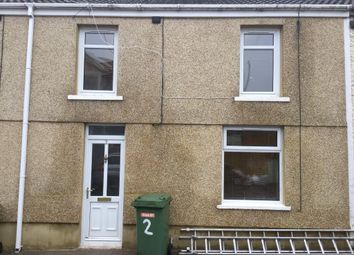 Thumbnail 2 bed terraced house to rent in North Avenue, Aberdare, Wales