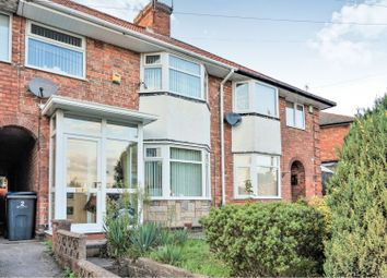 Thumbnail 3 bed terraced house for sale in Ellerton Road, Kingstanding