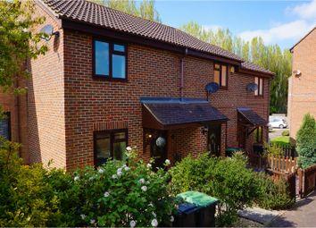 Thumbnail 2 bed terraced house for sale in Alderwood Close, Abridge