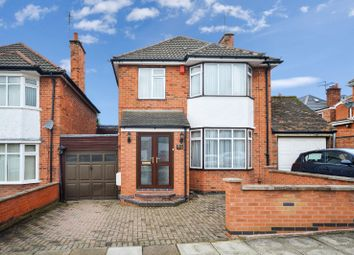 Thumbnail 3 bedroom link-detached house for sale in Byway Road, Evington, Leicester