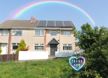 3 bed semi-detached house for sale in Fairway Close, Oldland Common, Bristol BS30
