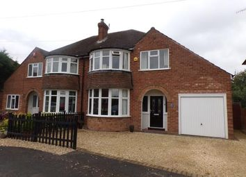 Thumbnail 3 bed semi-detached house for sale in Highfield Road, Stratford-Upon-Avon