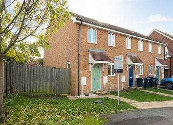 Thumbnail 2 bed end terrace house for sale in Favourite Road, Whitstable, Kent