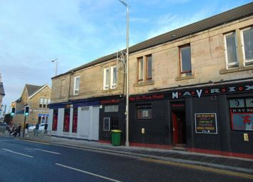 Thumbnail 2 bed flat to rent in Motherwell Road, Bellshill
