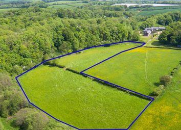 Thumbnail 4 bed link-detached house for sale in Quarry Farm, South Tawton, Okehampton