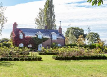 Thumbnail 4 bed farmhouse for sale in Ilketshall St. Margaret, Bungay