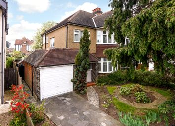 Thumbnail 3 bed semi-detached house for sale in Kings Drive, Surbiton