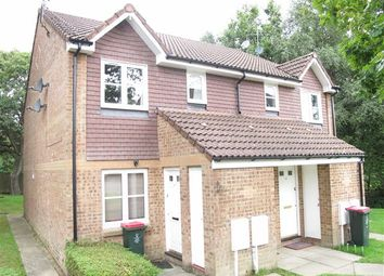 Thumbnail 1 bed maisonette to rent in Bolton Road, Maidenbower, Crawley