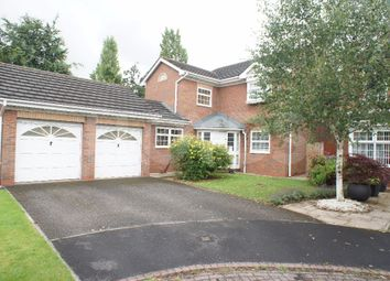 Thumbnail 5 bed detached house to rent in Tensing Close, Great Sankey, Warrington
