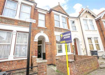 Thumbnail 3 bedroom terraced house for sale in Lanier Road, Lewisham, London