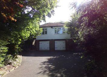 Thumbnail 4 bed bungalow for sale in Rednal Road, Kings Norton, Birmingham, West Midlands