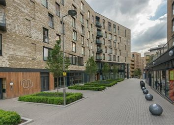 Thumbnail 2 bed flat for sale in Quinton Court, Mariners Place, Marine Wharf, London