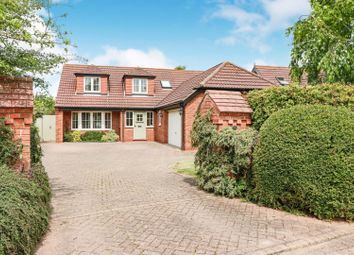 Thumbnail 4 bed detached house for sale in Willow Park, Barnoldby-Le-Beck, Grimsby