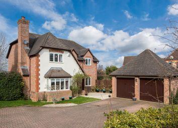 Thumbnail 5 bedroom detached house for sale in Pigott Drive, Shenley Church End