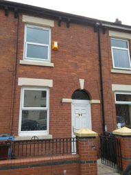 Thumbnail 2 bedroom terraced house to rent in Ackroyd Street, Openshaw, Manchester