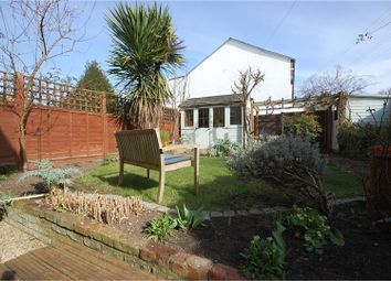 Thumbnail 3 bed cottage to rent in Myrtle Road, Hampton Hill, Hampton
