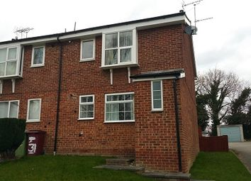 Thumbnail 1 bed flat for sale in Springfield Close, Eckington