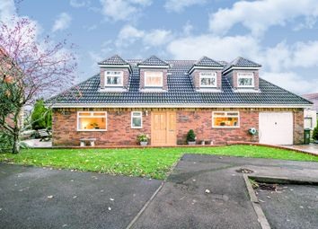 Thumbnail 4 bed detached bungalow for sale in Fairways, North Cornelly, Bridgend