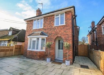 Thumbnail Detached house for sale in Dedmere Rise, Marlow