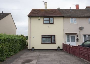 Thumbnail 2 bedroom end terrace house for sale in Whittock Road, Stockwood