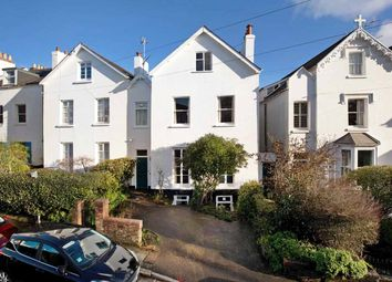 Thumbnail 4 bedroom semi-detached house for sale in Wonford Road, St. Leonards, Exeter