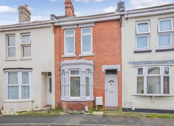 Thumbnail 2 bed terraced house for sale in Coombe Road, Gosport, Hampshire