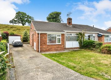 Thumbnail 2 bed bungalow for sale in Tan Y Bryn, St. Asaph
