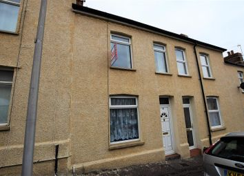 Thumbnail 2 bed terraced house for sale in Morgan Street, Barry