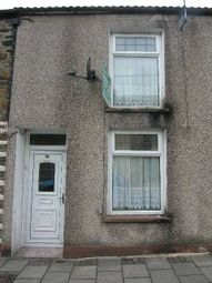 Thumbnail 2 bedroom terraced house for sale in Glynrhondda Street, Treorchy