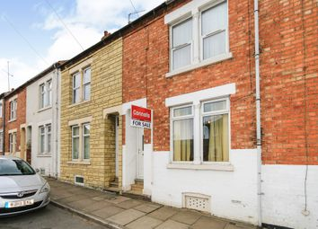 Thumbnail 2 bed terraced house for sale in Norfolk Street, Northampton
