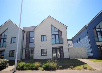 Thumbnail 2 bed flat for sale in Eirene Road, Goring-By-Sea, Worthing