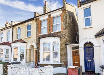 Thumbnail 3 bedroom end terrace house for sale in Primrose Road, London
