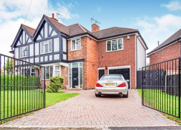 Thumbnail 4 bed semi-detached house for sale in Cumberland Avenue, Beeston