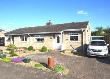 Thumbnail 2 bed semi-detached bungalow for sale in Carlton Rise, Melbourn, Royston