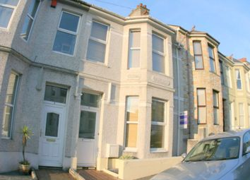 Thumbnail 2 bed terraced house for sale in Craven Avenue, Plymouth