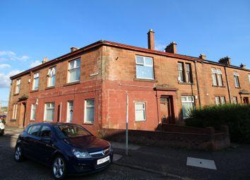 Thumbnail 2 bed flat to rent in Glebe Road, Kilmarnock, East Ayrshire