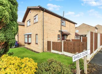 Thumbnail 4 bed detached house for sale in Shield Close, Leeds