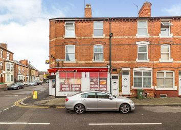 Thumbnail 4 bed terraced house for sale in Myrtle Avenue, Nottingham