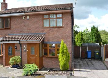 Thumbnail 2 bed semi-detached house to rent in Draperfield, Eaves Green, Chorley